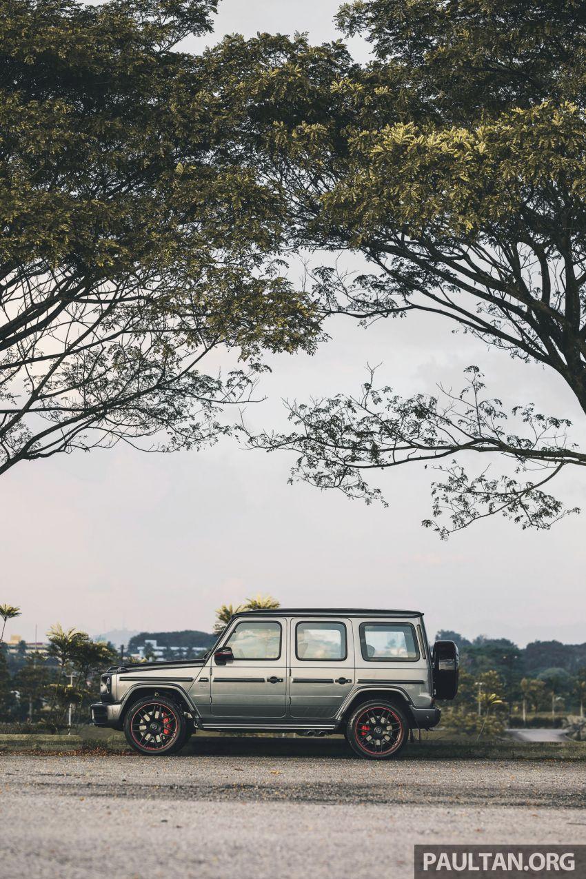 GALERI: Mercedes-AMG G 63 2019 – RM1.46 juta Image #935031