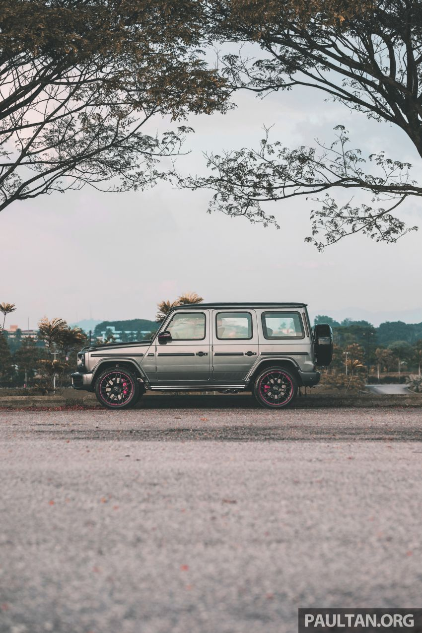 GALLERY: 2019 Mercedes-AMG G63 – RM1.46 million Image #934803