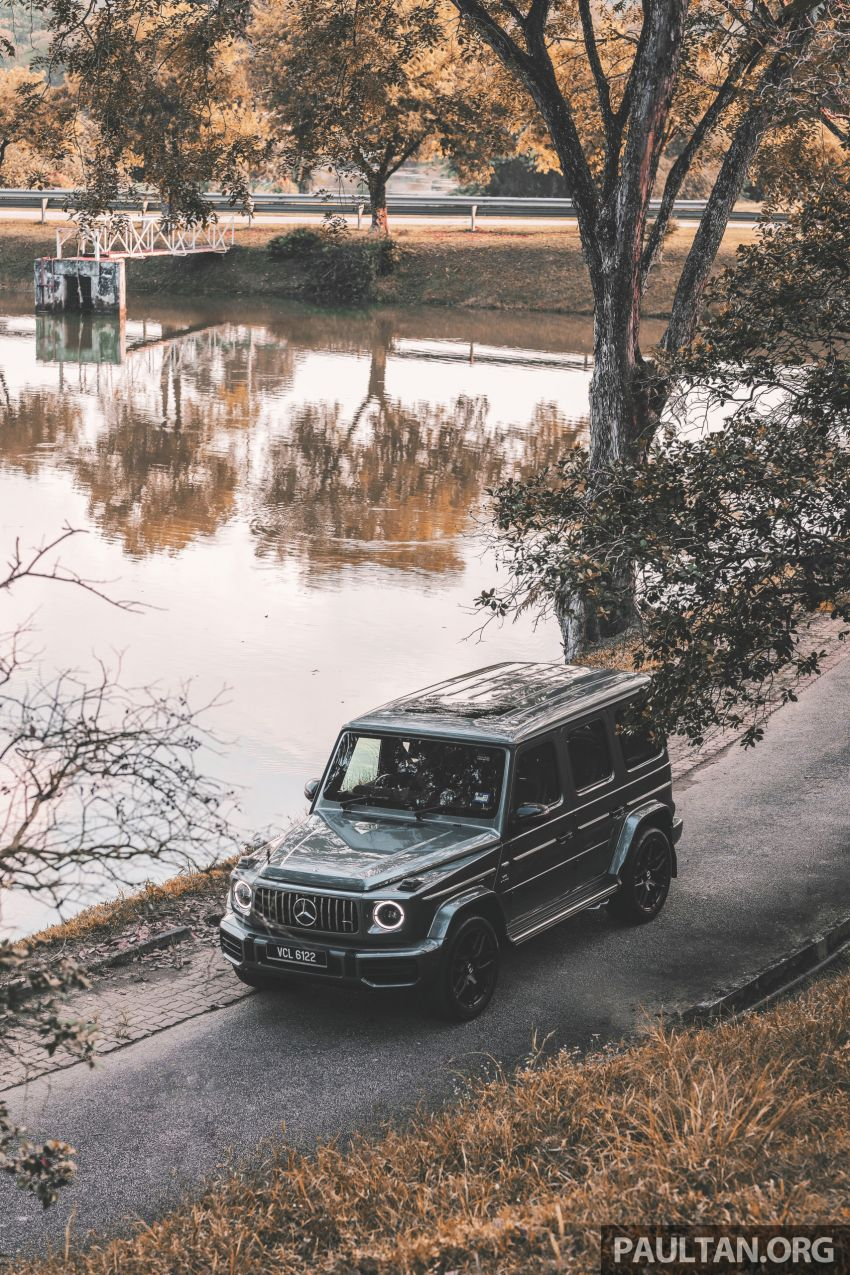 GALLERY: 2019 Mercedes-AMG G63 – RM1.46 million Image #934810