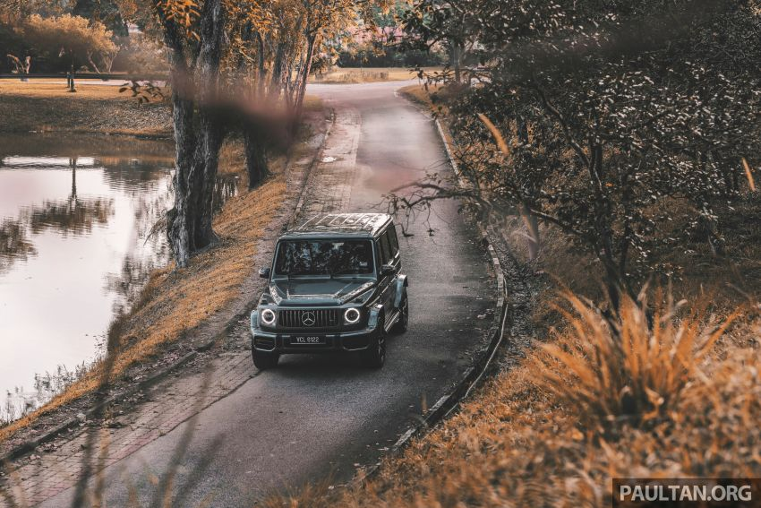 GALLERY: 2019 Mercedes-AMG G63 – RM1.46 million Image #934811