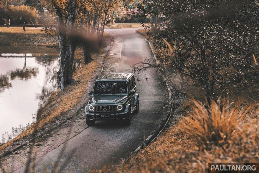 GALERI: Mercedes-AMG G 63 2019 – RM1.46 juta Image #935039