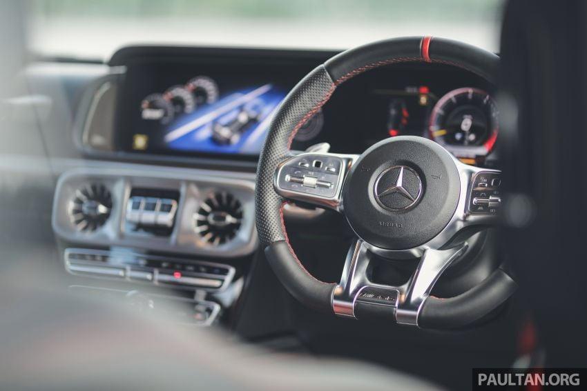 GALERI: Mercedes-AMG G 63 2019 – RM1.46 juta Image #935018
