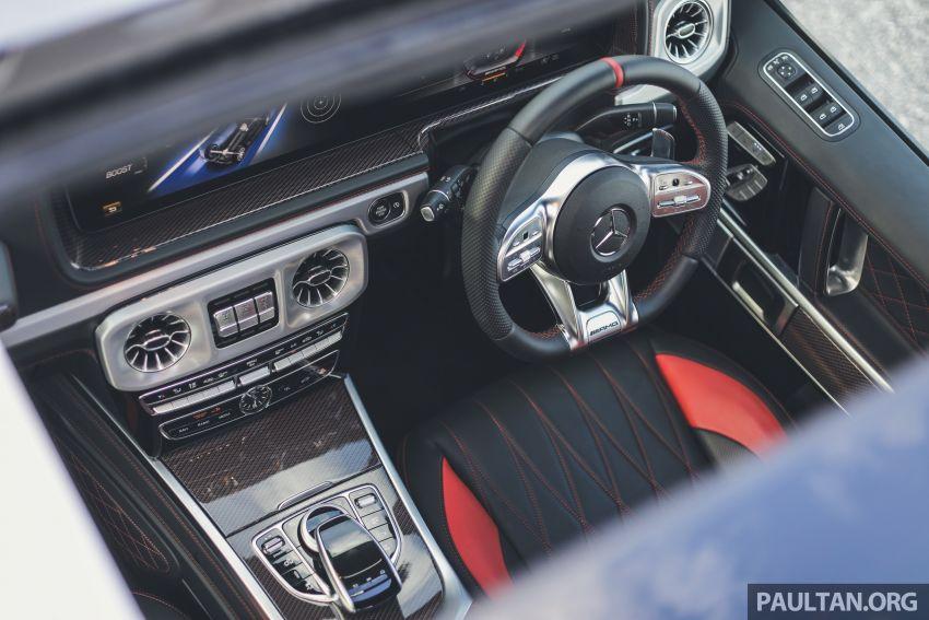 GALERI: Mercedes-AMG G 63 2019 – RM1.46 juta Image #935019