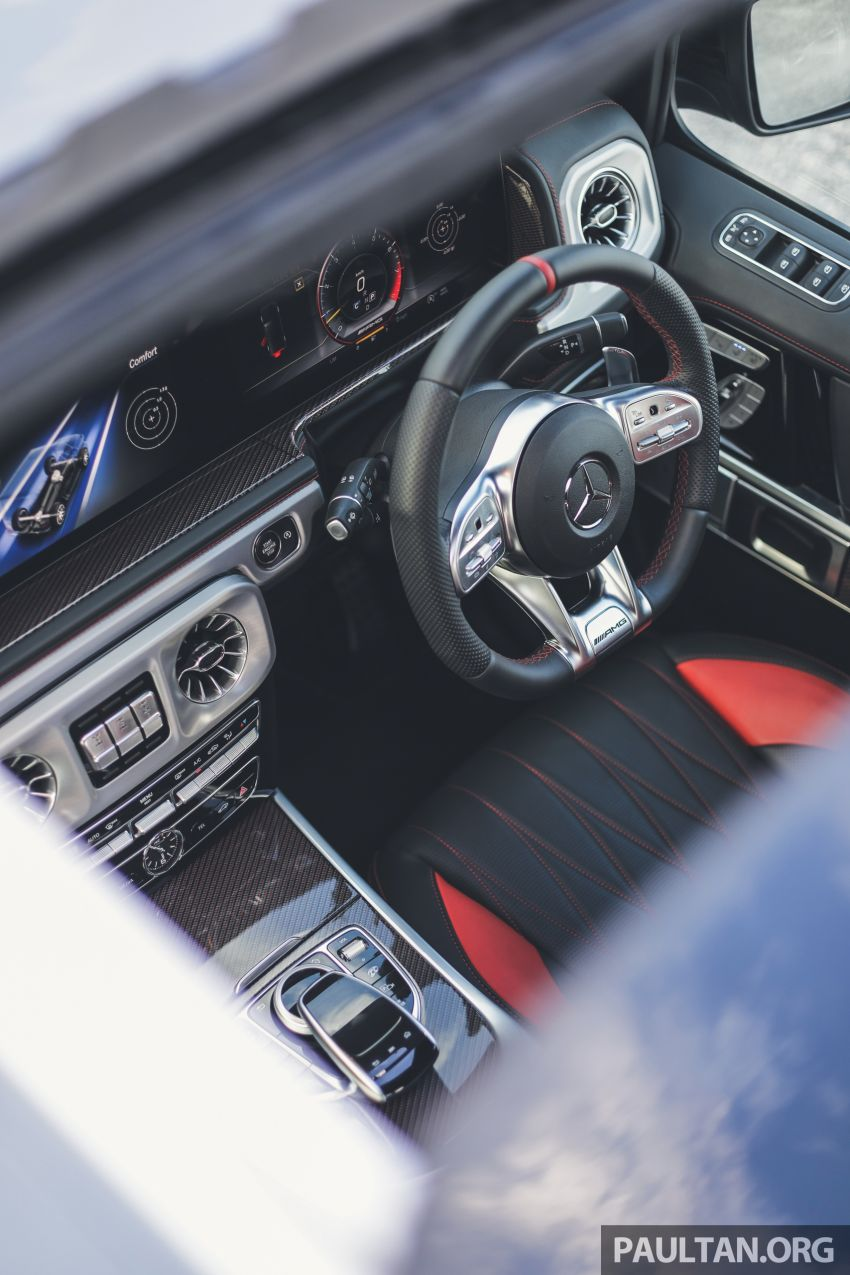 GALLERY: 2019 Mercedes-AMG G63 – RM1.46 million Image #934789