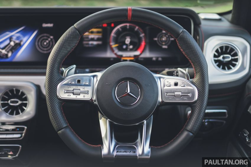 GALLERY: 2019 Mercedes-AMG G63 – RM1.46 million Image #934791