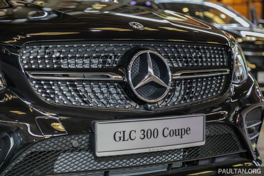 C253 Mercedes-Benz GLC300 4Matic Coupe debuts in Malaysia – CKD; estimated price from RM399,888 Image #937121