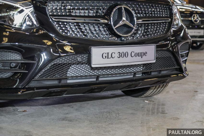 C253 Mercedes-Benz GLC300 4Matic Coupe debuts in Malaysia – CKD; estimated price from RM399,888 Image #937122