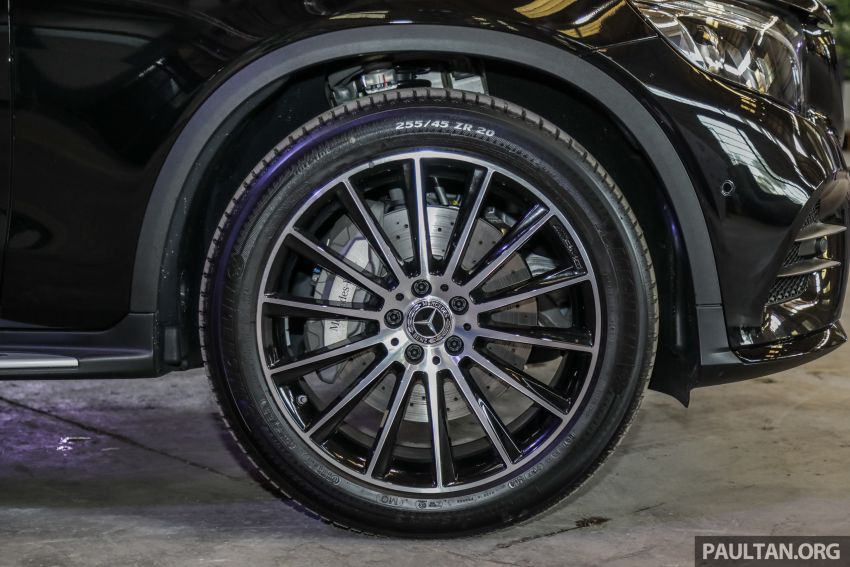 C253 Mercedes-Benz GLC300 4Matic Coupe debuts in Malaysia – CKD; estimated price from RM399,888 Image #937123