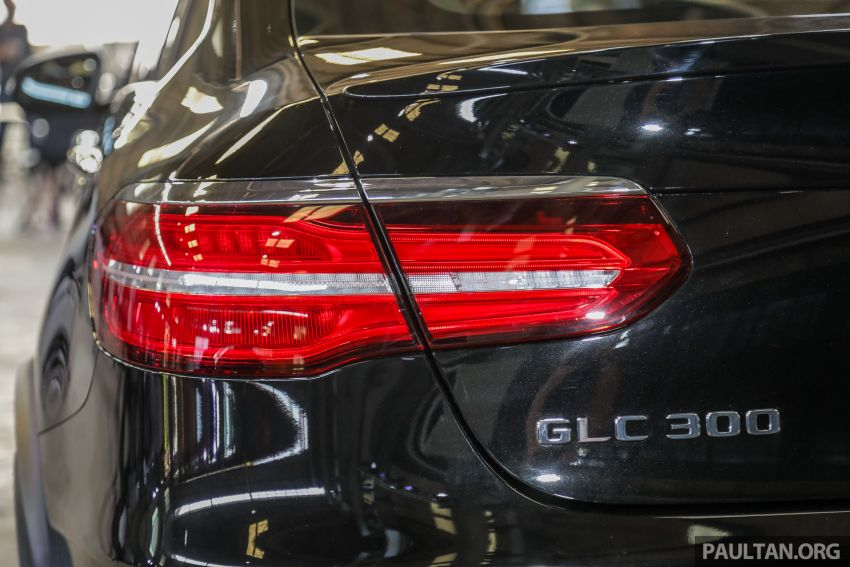 C253 Mercedes-Benz GLC300 4Matic Coupe debuts in Malaysia – CKD; estimated price from RM399,888 Image #937131