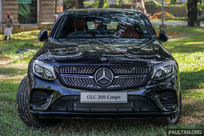 C253 Mercedes-Benz GLC300 4Matic Coupe debuts in Malaysia – CKD; estimated price from RM399,888 Image #937285