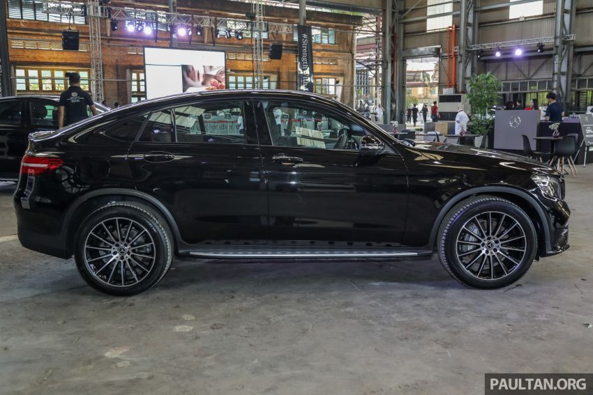 C253 Mercedes-Benz GLC300 4Matic Coupe debuts in Malaysia – CKD; estimated price from RM399,888 Image #937115