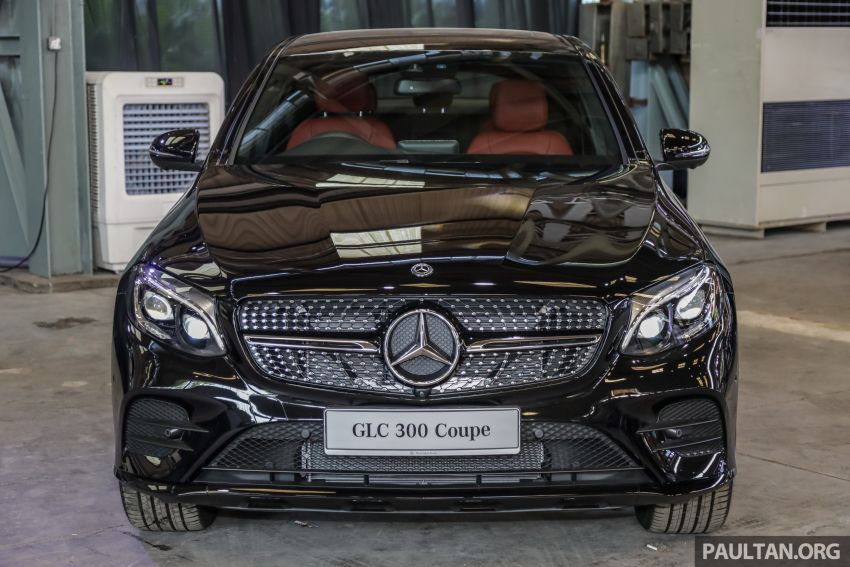 C253 Mercedes-Benz GLC300 4Matic Coupe debuts in Malaysia – CKD; estimated price from RM399,888 Image #937116