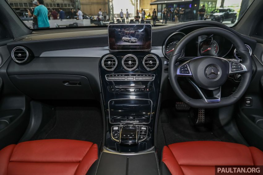 C253 Mercedes-Benz GLC300 4Matic Coupe debuts in Malaysia – CKD; estimated price from RM399,888 Image #937137