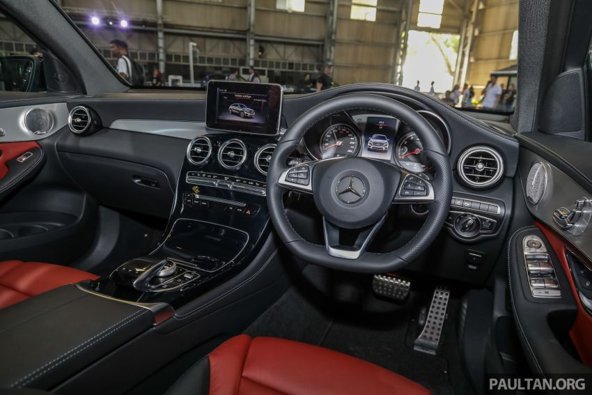 C253 Mercedes-Benz GLC300 4Matic Coupe debuts in Malaysia – CKD; estimated price from RM399,888 Image #937154