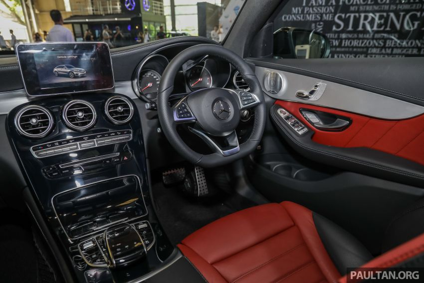 C253 Mercedes-Benz GLC300 4Matic Coupe debuts in Malaysia – CKD; estimated price from RM399,888 Image #937156
