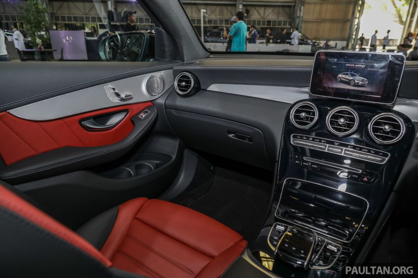 C253 Mercedes-Benz GLC300 4Matic Coupe debuts in Malaysia – CKD; estimated price from RM399,888 Image #937158