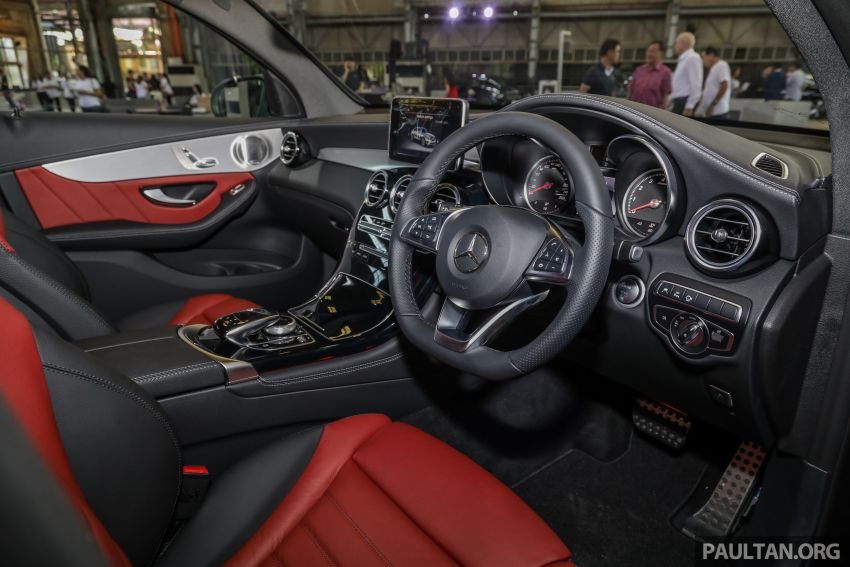 C253 Mercedes-Benz GLC300 4Matic Coupe debuts in Malaysia – CKD; estimated price from RM399,888 Image #937138