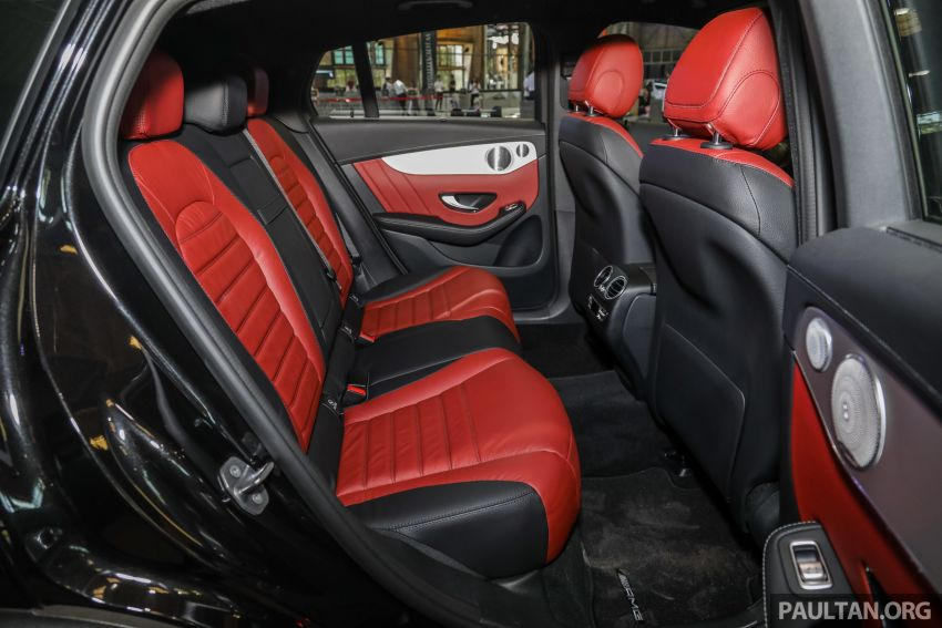 C253 Mercedes-Benz GLC300 4Matic Coupe debuts in Malaysia – CKD; estimated price from RM399,888 Image #937167