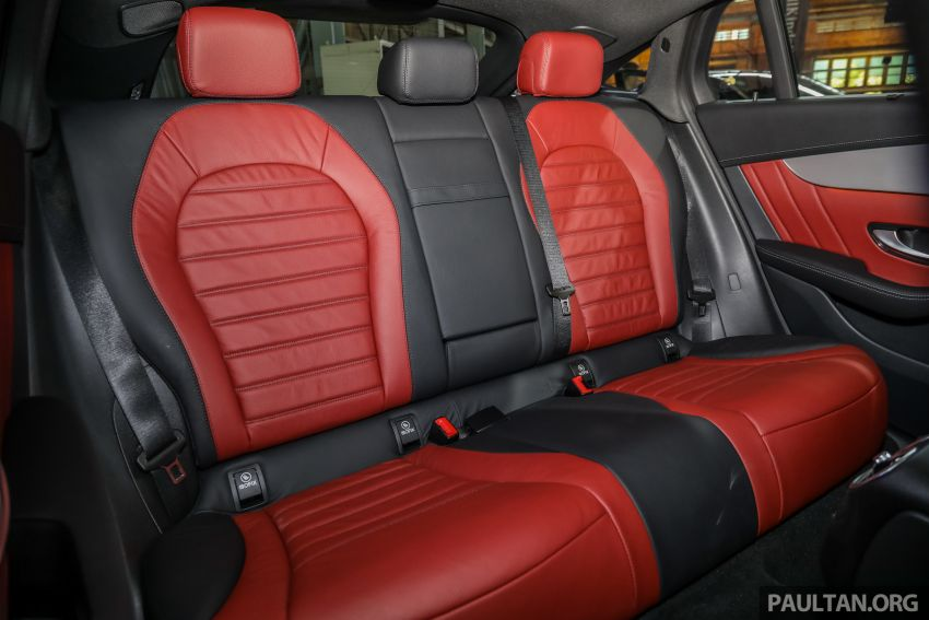 C253 Mercedes-Benz GLC300 4Matic Coupe debuts in Malaysia – CKD; estimated price from RM399,888 Image #937168