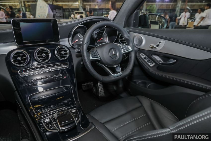 C253 Mercedes-Benz GLC300 4Matic Coupe debuts in Malaysia – CKD; estimated price from RM399,888 Image #937291