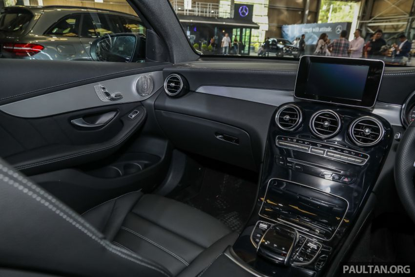 C253 Mercedes-Benz GLC300 4Matic Coupe debuts in Malaysia – CKD; estimated price from RM399,888 Image #937292