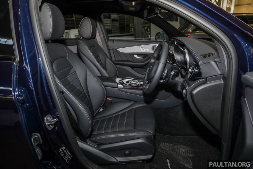 C253 Mercedes-Benz GLC300 4Matic Coupe debuts in Malaysia – CKD; estimated price from RM399,888 Image #937293