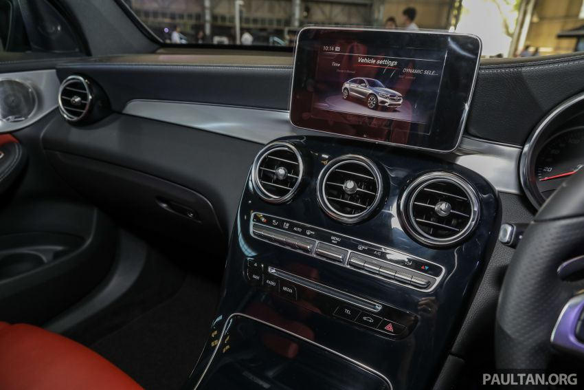 C253 Mercedes-Benz GLC300 4Matic Coupe debuts in Malaysia – CKD; estimated price from RM399,888 Image #937142