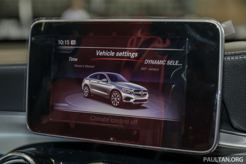 C253 Mercedes-Benz GLC300 4Matic Coupe debuts in Malaysia – CKD; estimated price from RM399,888 Image #937143