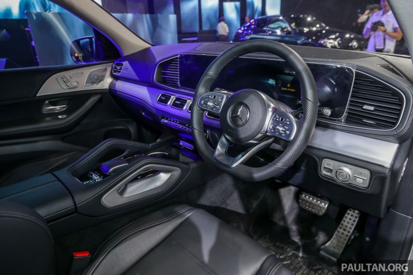 Mercedes-Benz GLE450 AMG Line V167 dipertonton di Malaysia – harga jangkaan bermula RM633,888 Image #937257