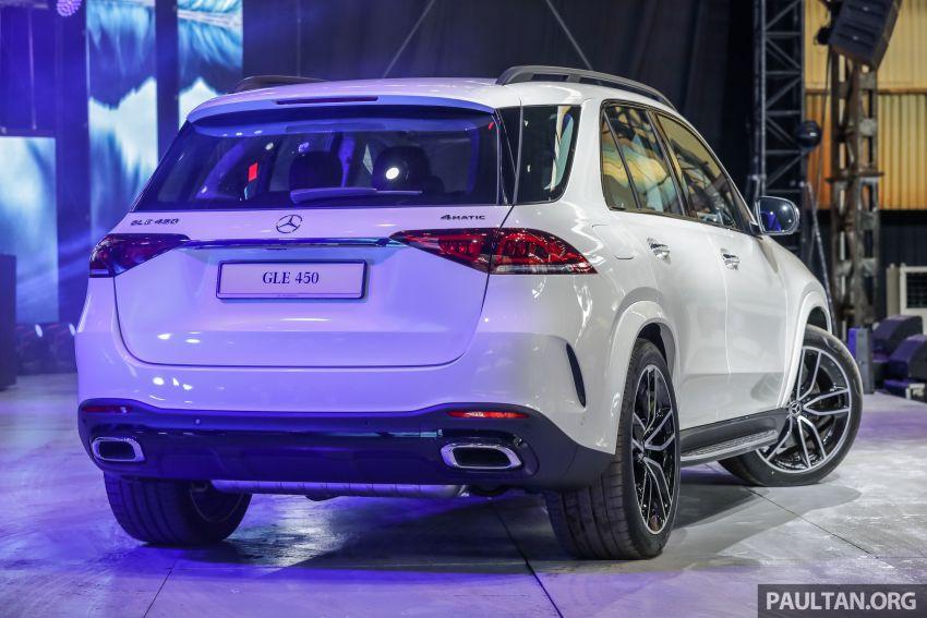 V167 Mercedes-Benz GLE450 previewed, RM634k est Image #937267