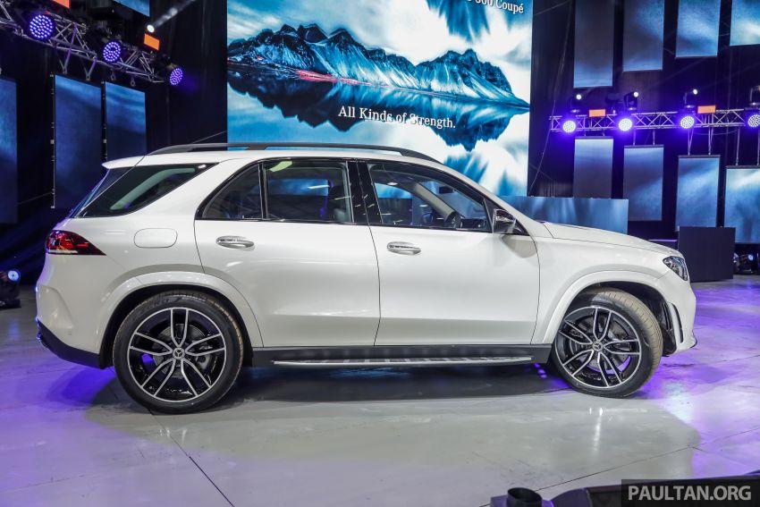V167 Mercedes-Benz GLE450 previewed, RM634k est Image #937268