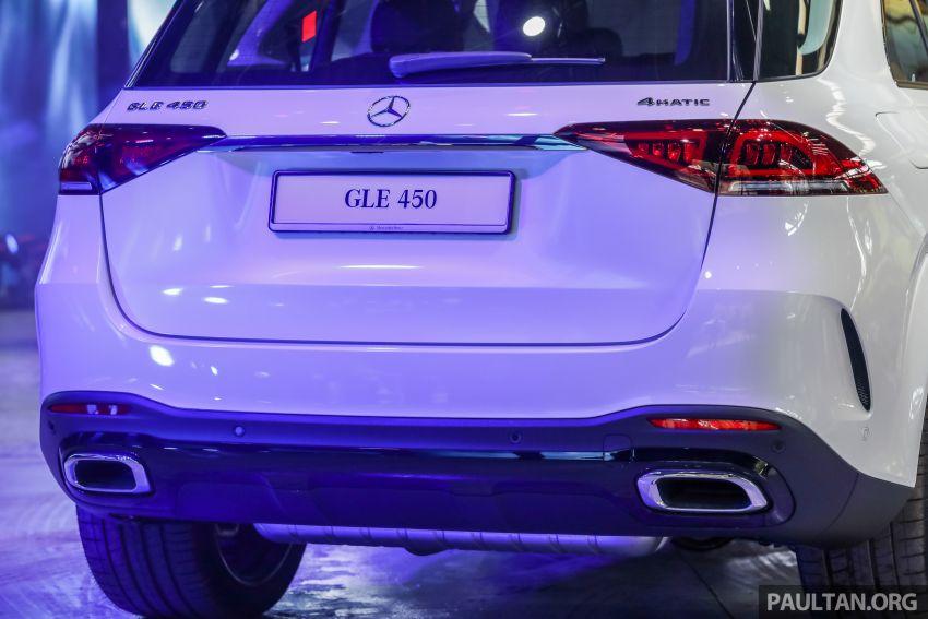 V167 Mercedes-Benz GLE450 previewed, RM634k est Image #937271