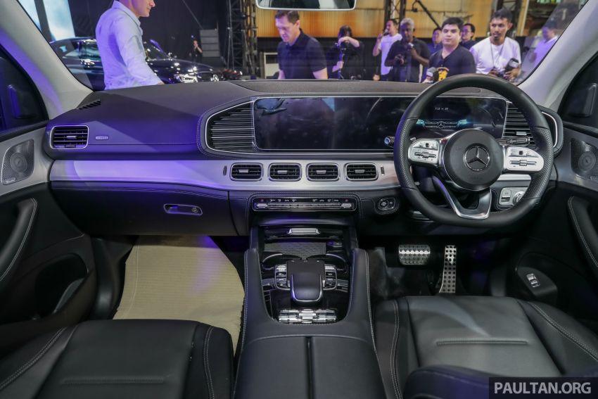Mercedes-Benz GLE450 AMG Line V167 dipertonton di Malaysia – harga jangkaan bermula RM633,888 Image #937252