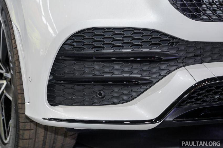 V167 Mercedes-Benz GLE450 previewed, RM634k est Image #937481