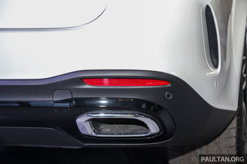 Mercedes-Benz GLE450 AMG Line V167 dipertonton di Malaysia – harga jangkaan bermula RM633,888 Image #937399