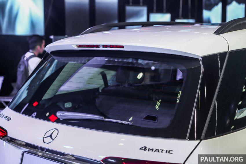Mercedes-Benz GLE450 AMG Line V167 dipertonton di Malaysia – harga jangkaan bermula RM633,888 Image #937402