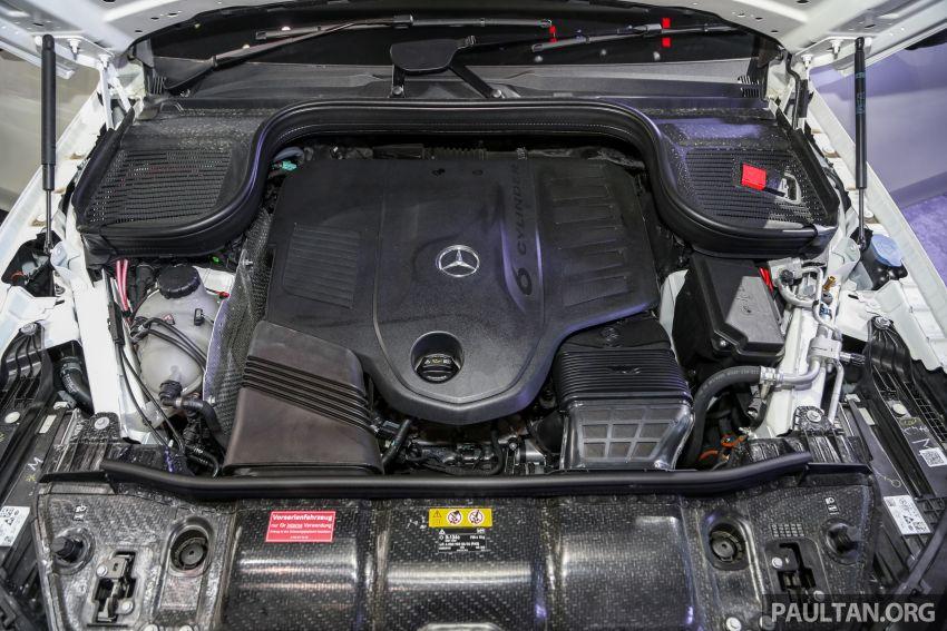 V167 Mercedes-Benz GLE450 previewed, RM634k est Image #937498