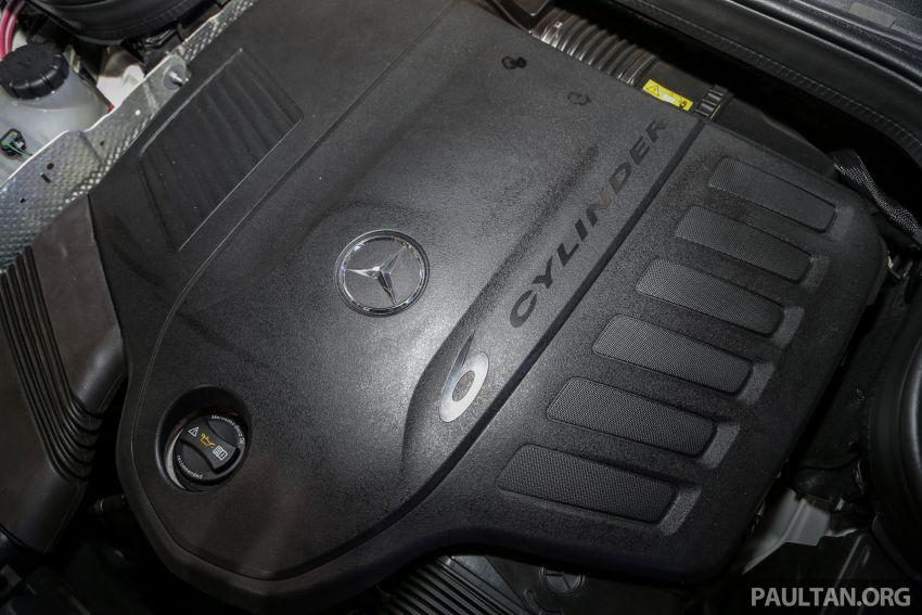V167 Mercedes-Benz GLE450 previewed, RM634k est Image #937499