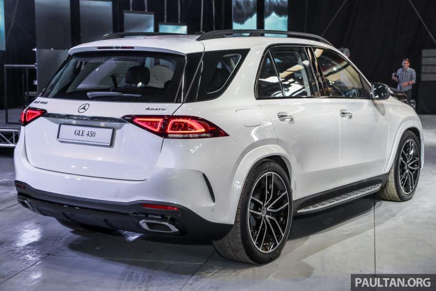 V167 Mercedes-Benz GLE450 previewed, RM634k est Image #937473