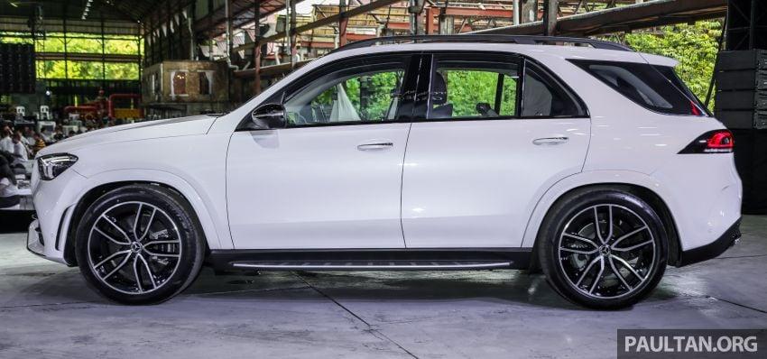 V167 Mercedes-Benz GLE450 previewed, RM634k est Image #937477