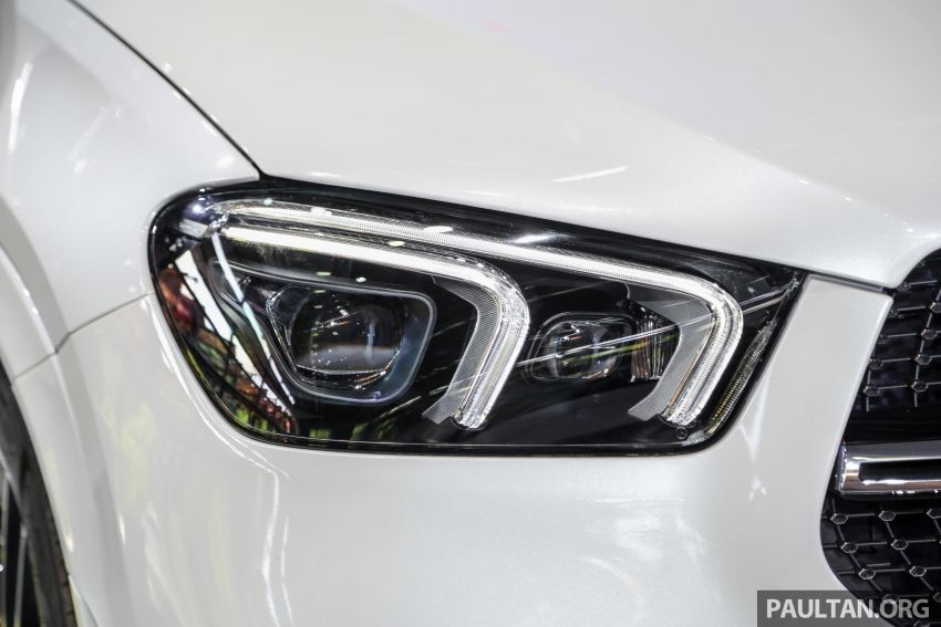 V167 Mercedes-Benz GLE450 previewed, RM634k est Image #937479