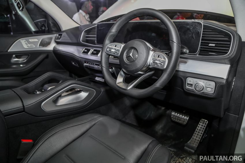 Mercedes-Benz GLE450 AMG Line V167 dipertonton di Malaysia – harga jangkaan bermula RM633,888 Image #937405