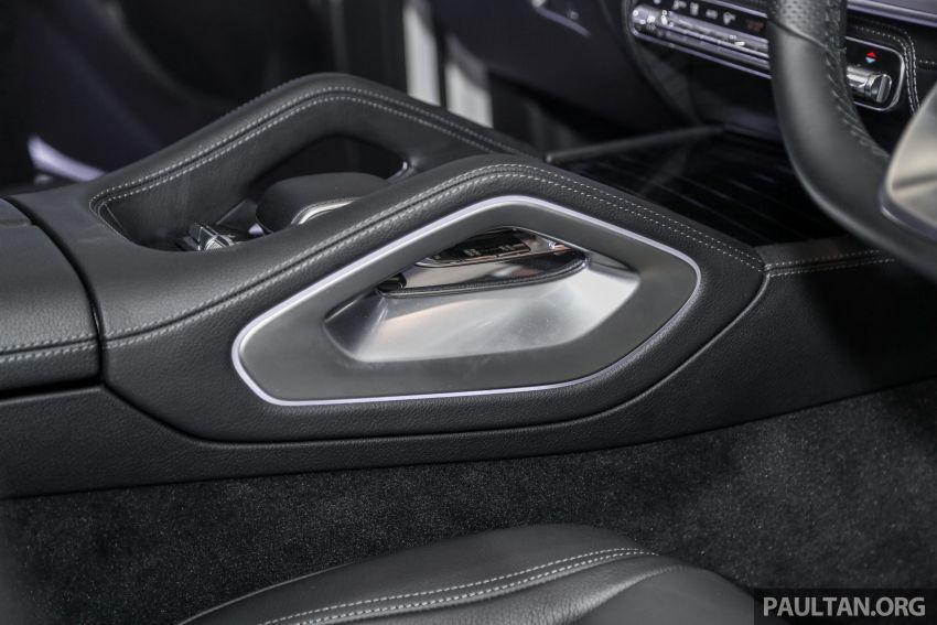 V167 Mercedes-Benz GLE450 previewed, RM634k est Image #937511