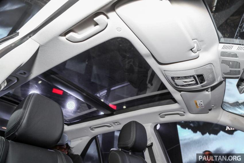 V167 Mercedes-Benz GLE450 previewed, RM634k est Image #937515