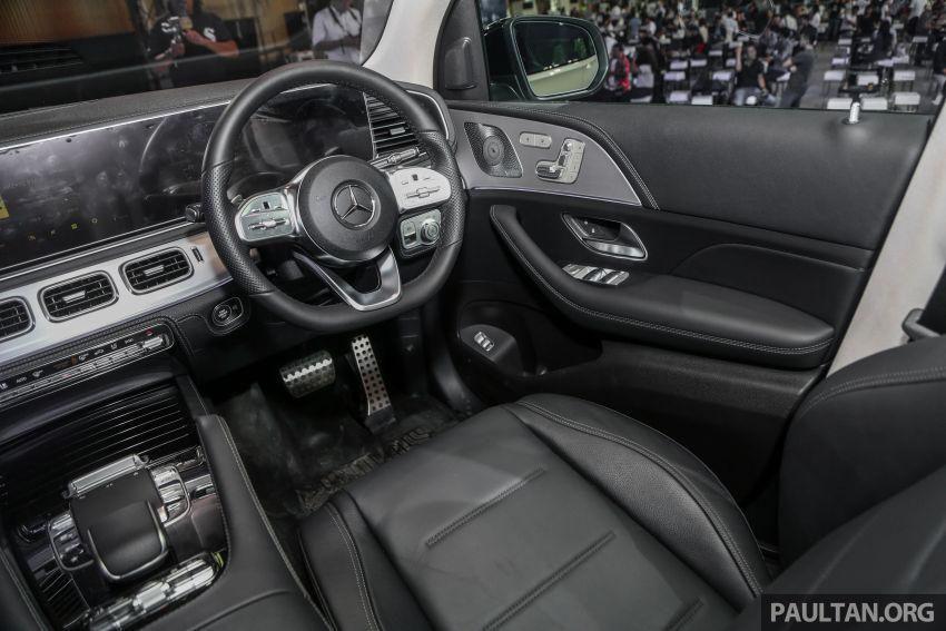 V167 Mercedes-Benz GLE450 previewed, RM634k est Image #937517