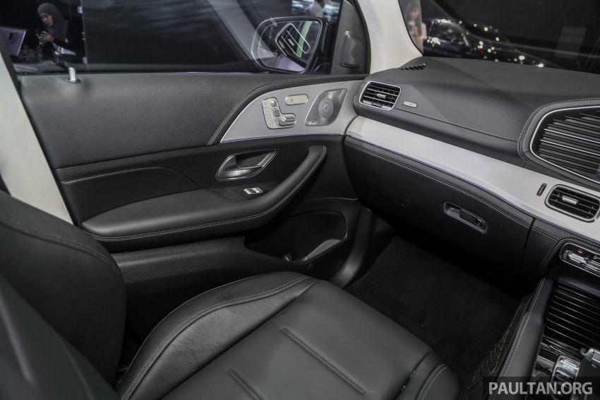 Mercedes-Benz GLE450 AMG Line V167 dipertonton di Malaysia – harga jangkaan bermula RM633,888 Image #937423