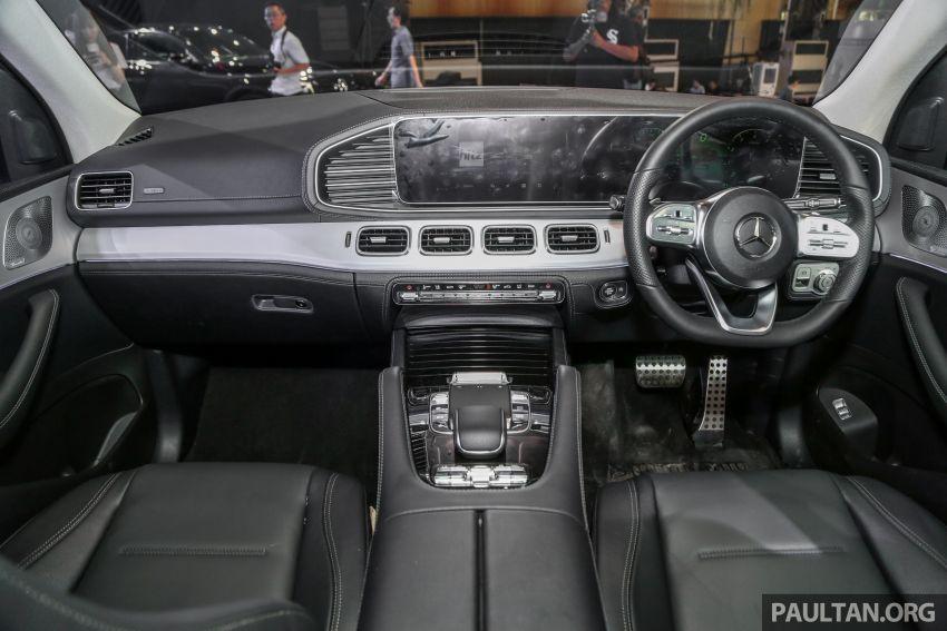 Mercedes-Benz GLE450 AMG Line V167 dipertonton di Malaysia – harga jangkaan bermula RM633,888 Image #937406