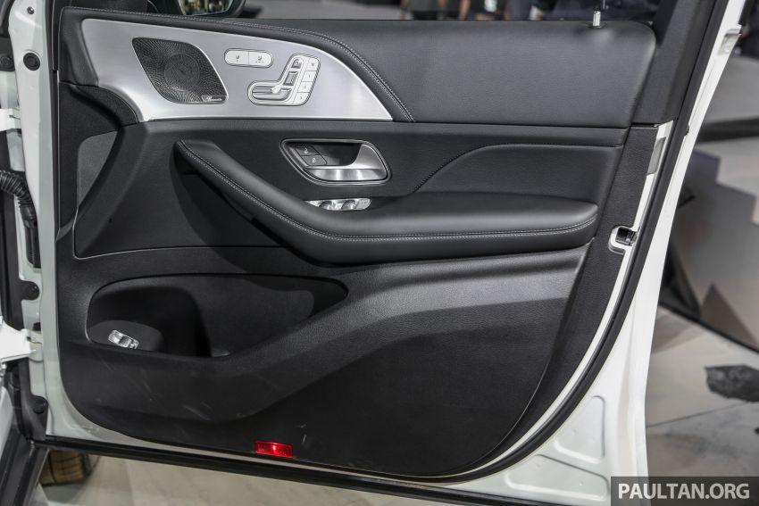 Mercedes-Benz GLE450 AMG Line V167 dipertonton di Malaysia – harga jangkaan bermula RM633,888 Image #937424