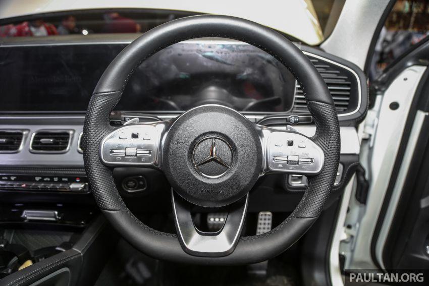 Mercedes-Benz GLE450 AMG Line V167 dipertonton di Malaysia – harga jangkaan bermula RM633,888 Image #937407