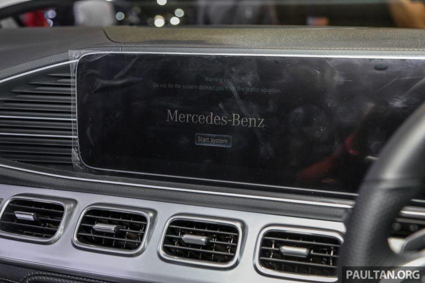 V167 Mercedes-Benz GLE450 previewed, RM634k est Image #937505